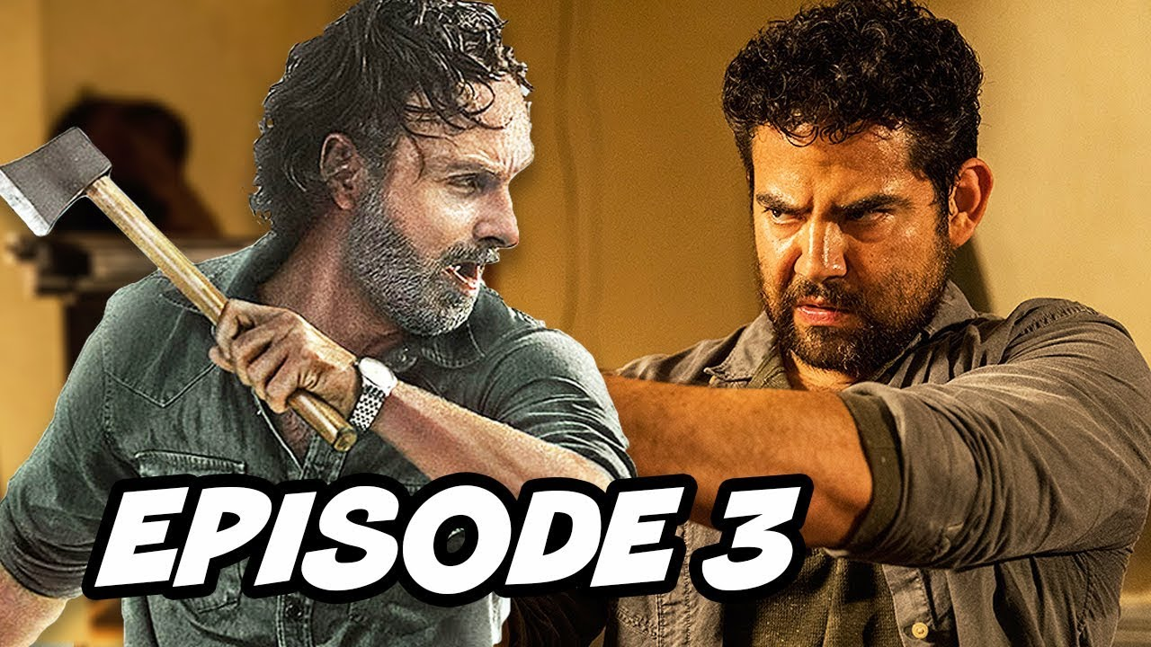 Download Walking Dead Season 8 Episode 3 - Morales TOP 10 WTF and Easter Eggs