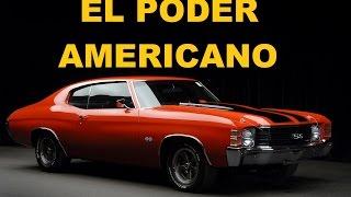 LOS 10 MEJORES MUSCLE CARS DE LA HISTORIA