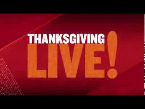 Thanksgiving Live! 2013 (Food Network) - Theme Music Composed By Bruce Aronson