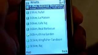 Nokia Ovi Maps 3 03