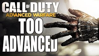 """Advanced Warfare Is Too """"Advanced"""" For me! 402THUNDER402 Thoughts On AW Multiplayer Reveal"""