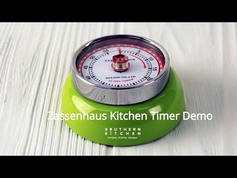 Zassenhaus Kitchen Timer