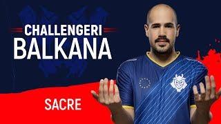 Challengeri Balkana: Sacre