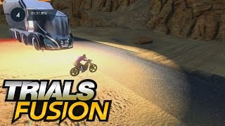 Trials Fusion - Rocky Road & Ruin