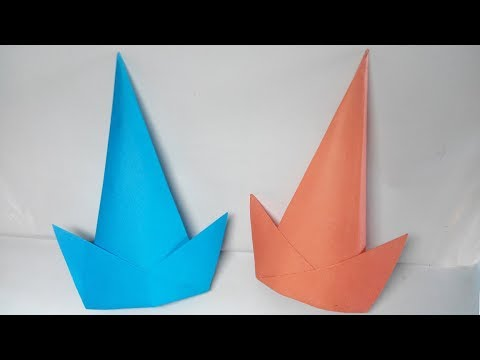 How to Make Easy Hat (2) || DIY Paper Craft Ideas #43