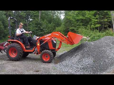 #122 Why Would You Buy A Kubota B2601 Compact Tractor?