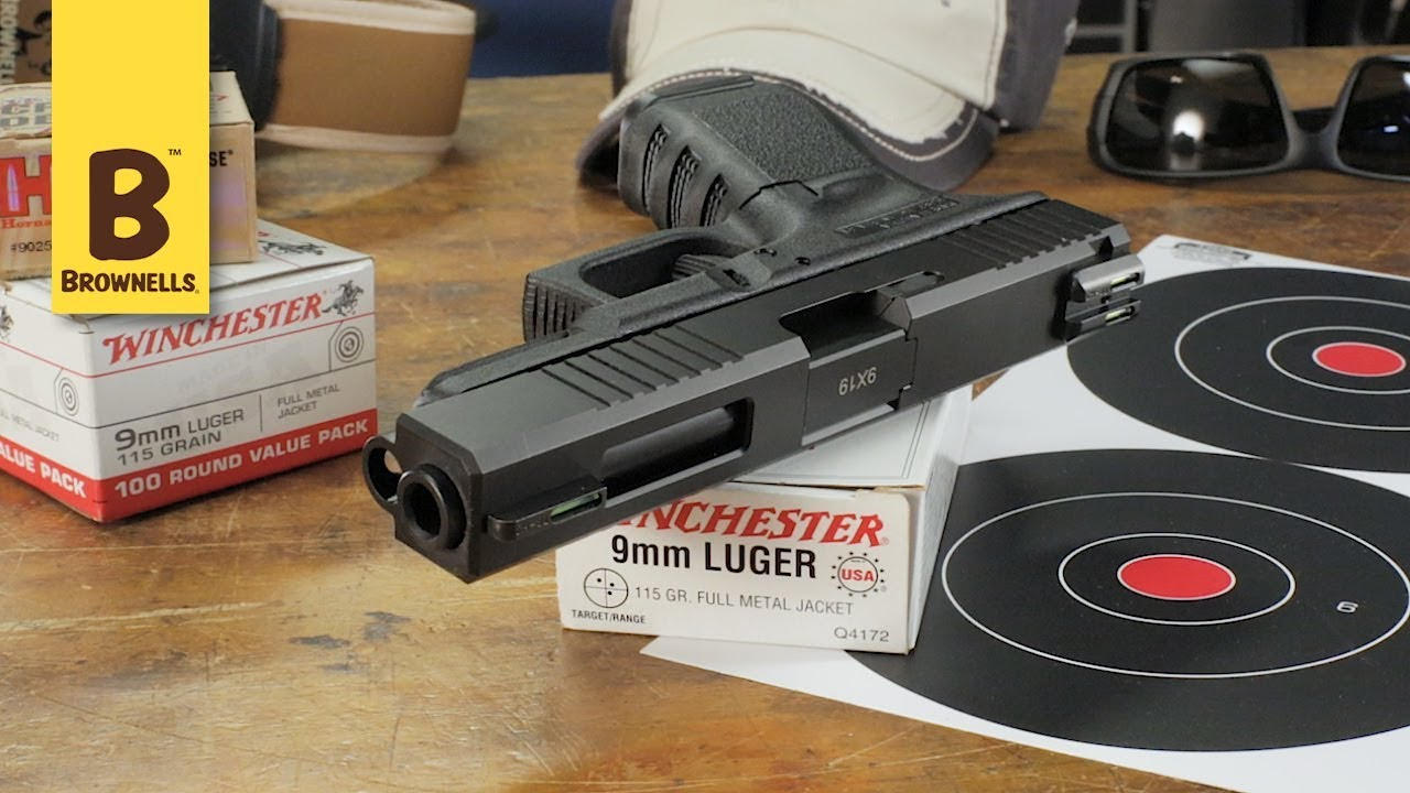 How to Install the 19LS Long Slide on a Glock 19