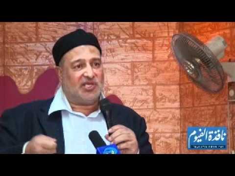 محمد عبدالملك الحلوجي 1 2   مؤتمر نصرة الثورة السورية بالفيوم
