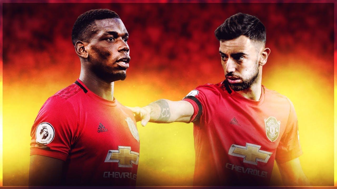 Paul Pogba & Bruno Fernandes ► The Best Midfield Duo In The World   HD