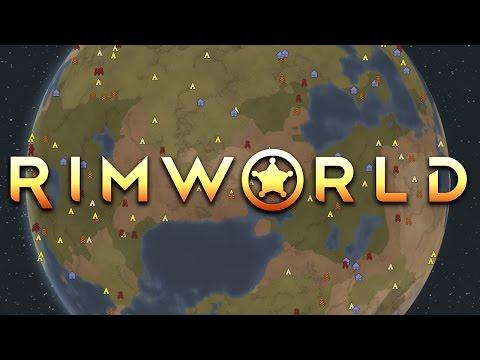 Rimworld Alpha 16 - Getting Started!