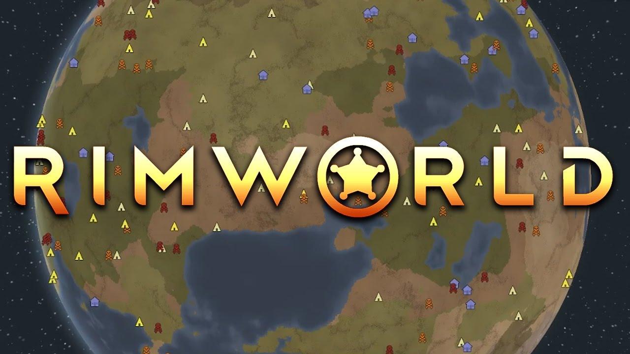 rimworld планета