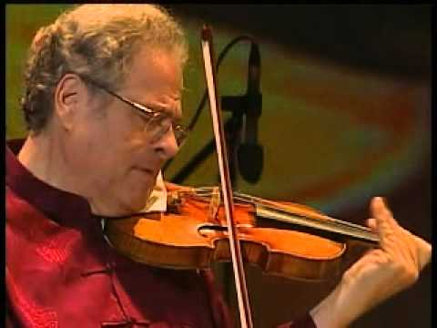 Cinema Paradiso Theme By Itzhak Perlman & The City of Praga Orchestra