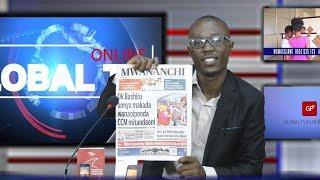 MAGAZETI OCT 11: MASWALI 4 Magumu Mgomo Mwendokasi