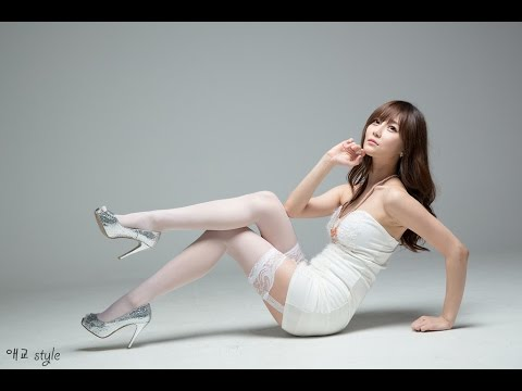 Photoshoot Model cantik korea