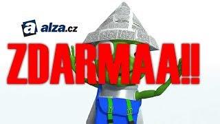 Jak nakupovat na Alza.cz ZDARMA?!!!!!!
