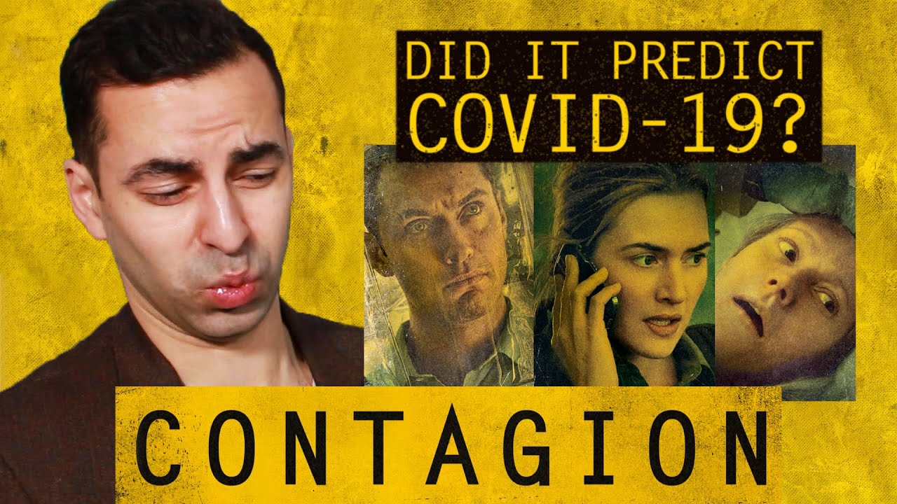 Real Doctor Reacts To CONTAGION (2011) - Did It Predict Coronavirus?