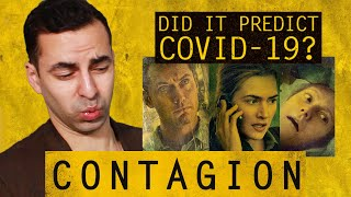 Doctor Reacts To CONTAGION (2011) - Did It Predict Coronavirus?