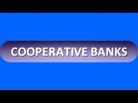 Cooperative banks In India