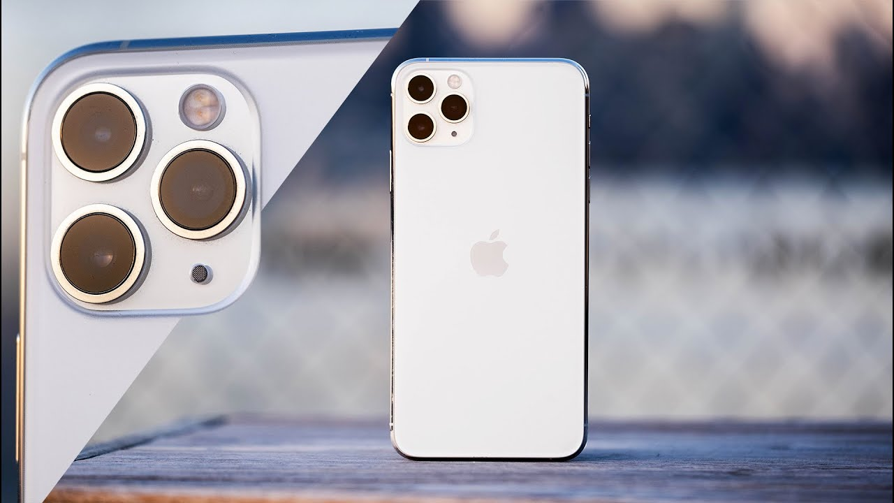 iPhone 11 Pro Max review: I like it.