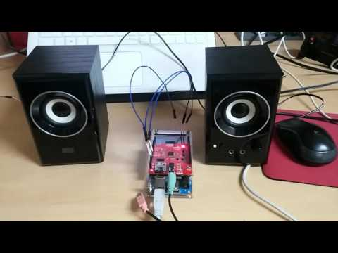 Arduino MEGA2560 + Sparkfun Mp3 Player Shield _ FilePlayer