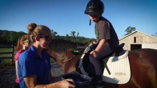 PA National Horse Show Therapy Riding