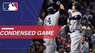 Condensed Game: NYY@BOS - 4/11/18