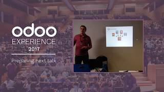 Odoo Accounting: First Step of Configuration - Odoo Experience 2017