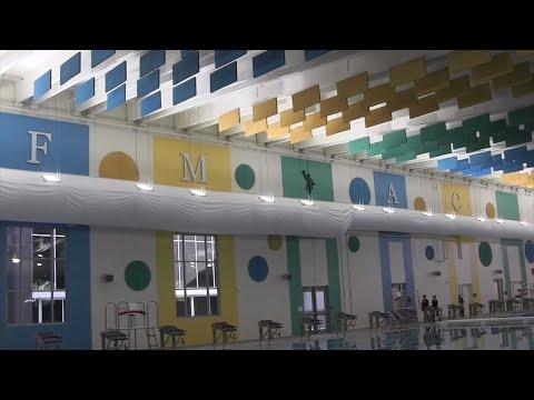 Fort Mill Aquatic Center Opens