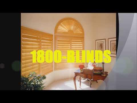 1800 Blinds Sydney - Sydney Blinds - Plantation Shutters - Venetian Blinds - Shutter Blinds Sydney