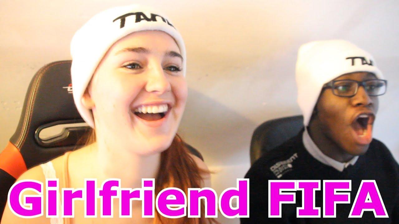 GIRLFRIEND FIFA! - YouTube   1280 x 720 jpeg 92kB
