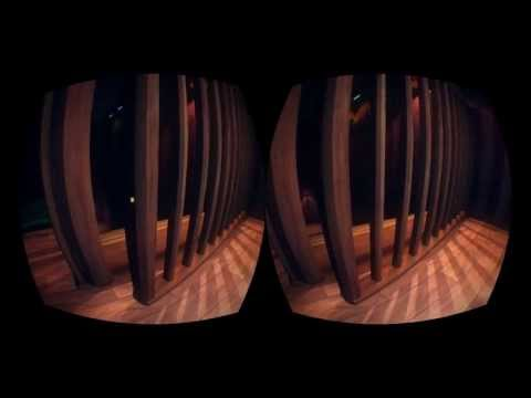 Among the Sleep - Stereoscopic in-game video (Oculus Rift demo)