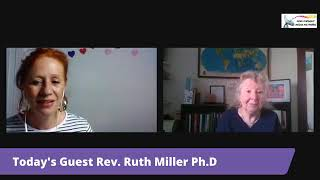 The Cosmic Prayer. Laura Topper with Rev Ruth Miller PhD.