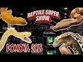 Touring the Pomona Reptile Super Show 2018!