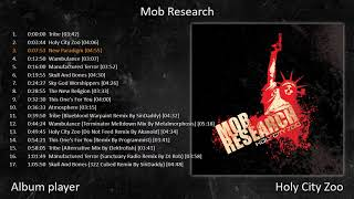 Mob Research - Holy City Zoo (Full Album Player) [ Rock Industrial-Metal ]