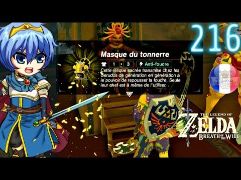 zelda-breath-of-the-wild-#216-masque-du-tonnerre-!