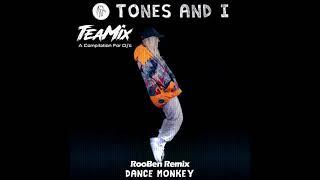 Tones and i - dance monkey (rooben remix) radio