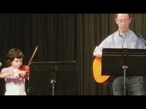 Moran Prairie Elementary School Talent show