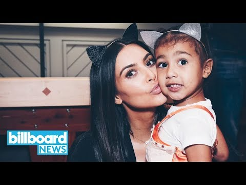 Kim Kardashian & North West Jam Out to 'Old Town Road' In Adorable Video | Billboard News Mp3