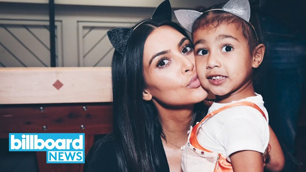 Kim Kardashian & North West Jam Out to 'Old Town Road' In Adorable Video | Billboard News