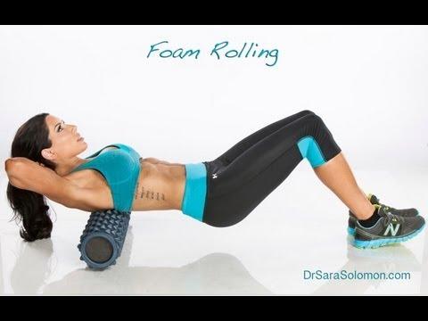Foam Rolling Program (Real Time)