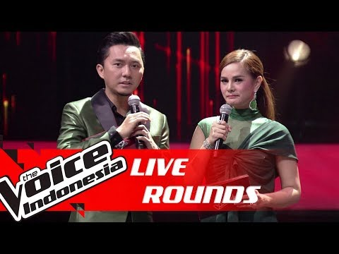 The Result   Live Rounds   The Voice Indonesia GTV 2018