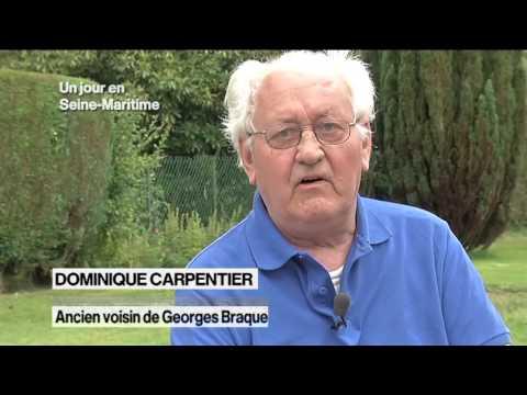 Georges Braque : Portrait d