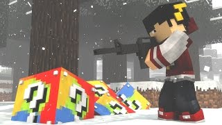 Minecraft Mods: ESCADONA - Armados e Revoltados Lucky Block ‹ AM3NIC ›