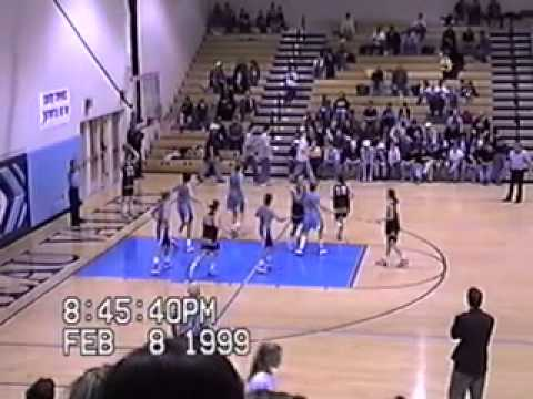 Neponset Girls basketball vs Bureau Valley Feb 8 1999 56 to 45 The Last Game in Neponset History