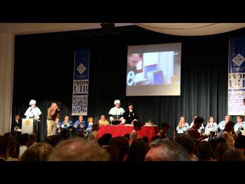 Graduació Facultat Magisteri 2014 - Universitat de les Illes Balears