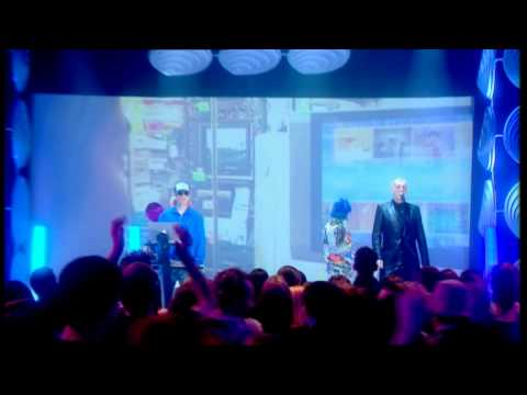 "Pet Shop Boys  ""Flamboyant""   (T.O.T.P) HD"