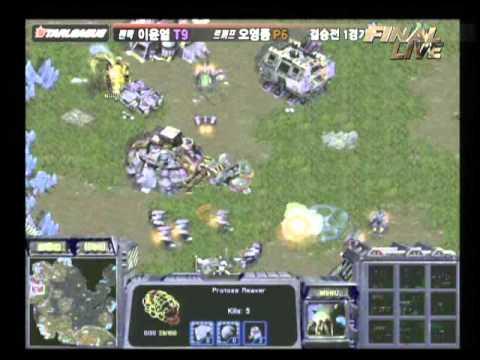 ShinHan2006-2 OSL  NaDa vs Anytime 2006-11-18  @ Tau Cross