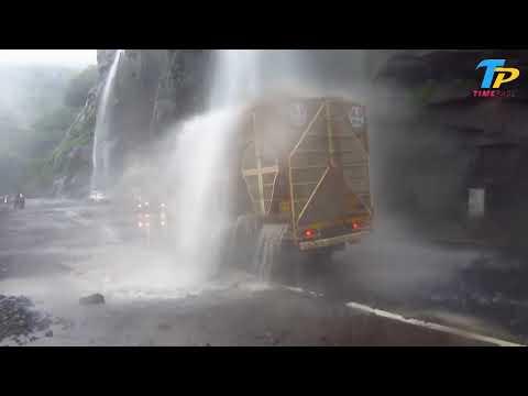 Malshej Ghat free Car Washing   Malsej Ghat   Maharashtra