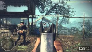 Battlefield Bad Company 2 Vietnam 4K Multiplayer Gameplay