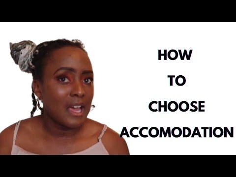Advice On Choosing Accommodation For International Students| London Universities